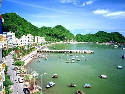 Halong - Cat Ba Island 2 nights at hotel