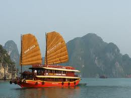 Halong Bay 2 days 1 night on ANNAM CRUISE
