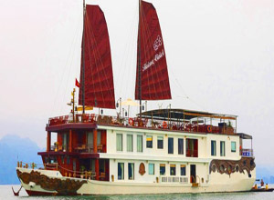 Halong Violet Cruise 2 days 1 night