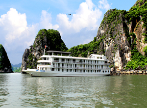 Halong tour 3 days 2 nights on EMOTION CRUISE