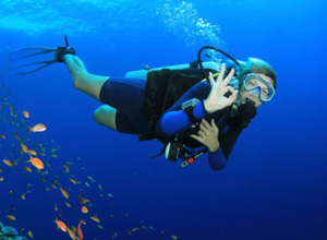 Halong Scuba Diving Tour With Halong Legacy Cruise