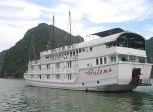 Paloma Private Cruise 3 days 2 nights
