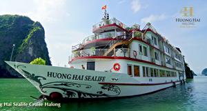 Huong Hai Sealife Cruise 3 days 2 nights
