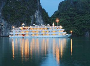 Halong Au Co Cruise 3 days 2 nights