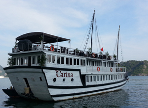 Halong Carina Cruise - Heritage Discovery