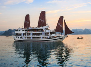 Halong Stellar Cruise - Heritage Discovery