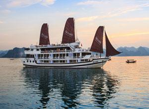 Halong Stellar Cruise - Heritage Discovery