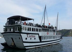 Halong Carina Cruise - Halong in Style