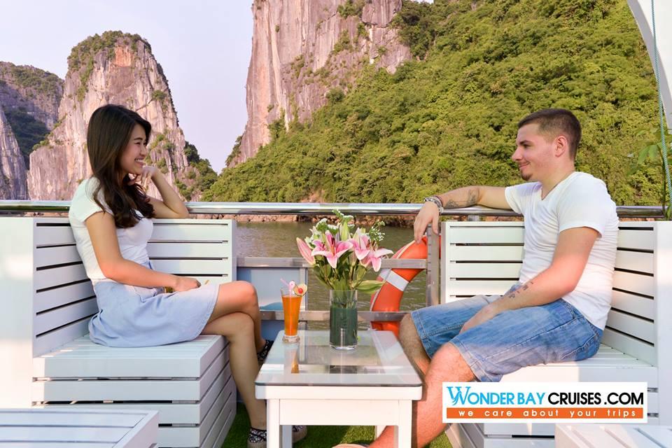 Halong Wonder Bay Cruise