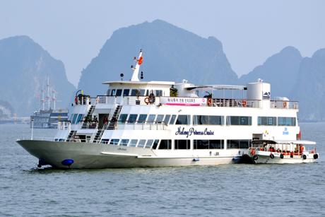 Halong Princess Cruise (morning)
