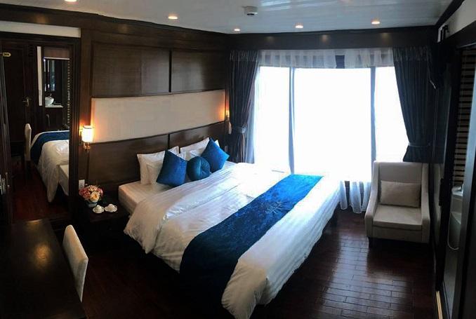 Halong Alisa Cruise 3 day 2 night